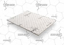 COSMOS   Topper System   SurMatelas 70x190 cm