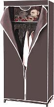 Costway Armoire Penderie en Non-Tissé Rangement