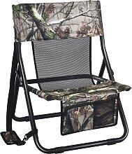 Costway Chaise de Camping Pliable avec Poches Fait