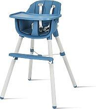 Costway Chaise Haute Bébé Convertible 3 en 1