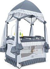 Costway Lit bébé Parapluie Pliant Lit de Voyage