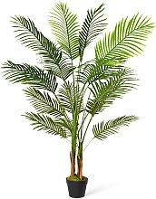 Costway Palmier Phoenix Artificiel Plante