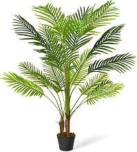 Costway Palmier Phoenix avec Pot 1 3m Plante