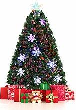 Costway Sapin de Noël Arbre de Noël Artificiel