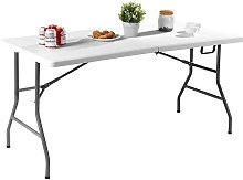 COSTWAY Table de Camping Table Pliante Table