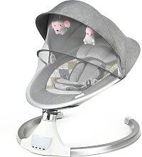 Costway Transat Balancelle Electrique pour Bébé