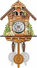 Coucou Horloge, Horloge À Base De Bois À La