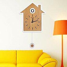 Coucou Horloge Moderne Simple Style Nordique