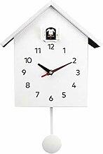 Coucou, Nichoir Minimaliste Moderne Design Horloge