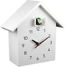 Coucou Quartz horloge murale moderne oiseau