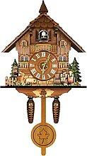 Coucou Retro Horloge Accueil Décoratif, Vintage