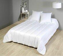 Couette Blanc 240x220 C Design Home Textile 12999