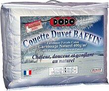 Couette DODO Naturelle Duvet BAFFIN - 240x260 cm