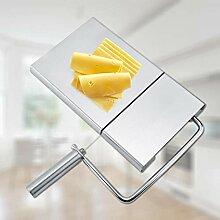 Coupe-beurre de planche à découper de fromage,
