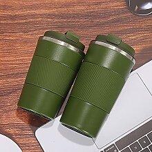 Coupe de café isolée, boucle de café portable -