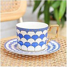 Coupe de café marocaine de luxe de style