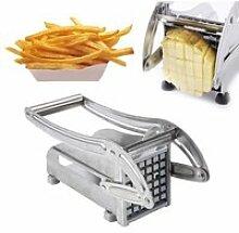 Coupe-frite Multifonctionnel Deux lames de coupe