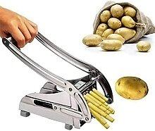 Coupe-frites Acier Inoxydable Pommes Terre