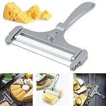 Coupe-fromage antiadhésif en aluminium, 1 pièce,