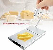 coupe-fromage en acier inoxydable Trancheuse à