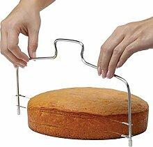 Coupe-Gâteau Coupe de Pain Trancheuse de Fil