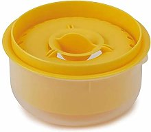 Coupe-oeuf Filtre jaune protéine facile à