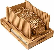 Coupe-pain en bambou