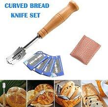 Coupe-pain pour boulangerie, outil de coupe,