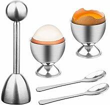 Coupe-œuf Outil D'Oeuf en Acier Inoxydable