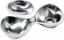 Coupelle Babyboop - Alessi métal en métal