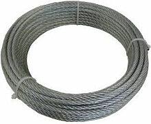 Couronne câble gaine PVC Ø intérieur 1,3 /
