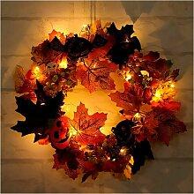 Couronne d'automne, couronne d'automne