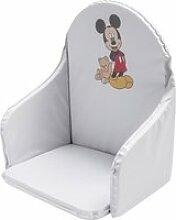 Coussin chaise bébé disney mickey classic