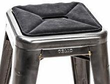 Coussin d'assise / Tissu - Pour tabourets -