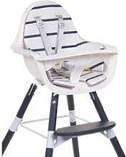 Coussin de chaise haute bébé evolu marin