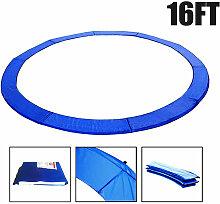 Coussin de protection pour ressorts trampoline
