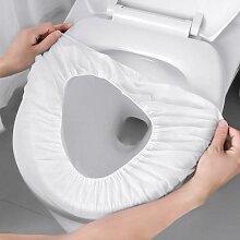 Coussin de toilette jetable, pâte de voyage,