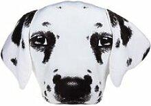 Coussin déco cushion dalmatien en polyester - 30cm