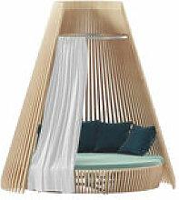 Coussin / matelas Ø 270 cm - Pour canapé rond