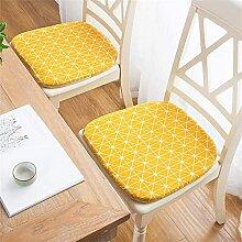 Coussins de chaise,Coussins de siège avec