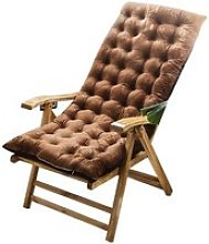 Coussins et coussinets de fauteuil à bascule,