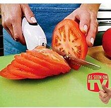 Couteau à Steak en acier inoxydable, couperet à