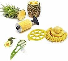 Couteau D'ananas, Éplucheur Ananas, Tranche