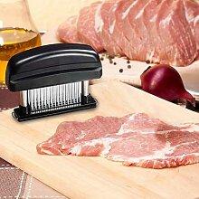Couteau en plastique pour la viande, 1 pièce,