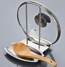 Couvercle de casserole en acier inoxydable, 1