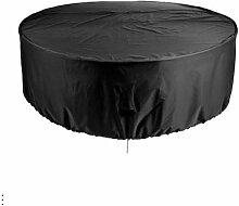 Couverture de meuble ronde Housse de table ronde