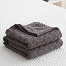 Couverture japonaise en coton, serviette fine,