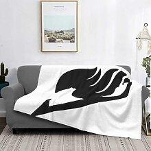 Couverture queue de fée, couvre-lit, Plaid,