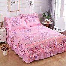 Couvre-lit avec taie d'oreiller F0067,
