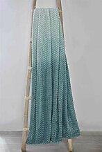 Couvre-lit So Soft en Velours ombré 150 x 200 cm